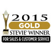 Marriott Vacation Club Wins Gold and is Presented with Grand Stevie® Award at the 2015 Stevie Awards for Sales and Customer Service